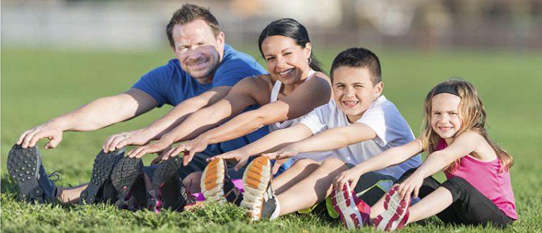 La actividad física: beneficios para la salud a cualquier edad.